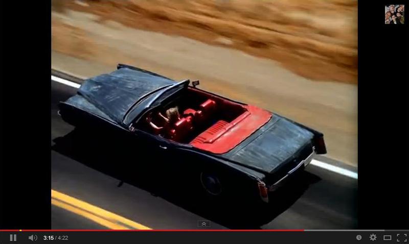 My favourite game videoclip coche