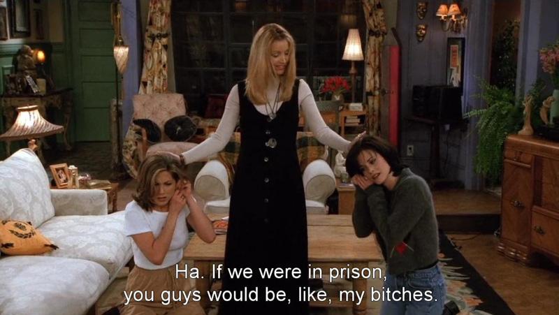 Phoebe Buffay Rachel Monica