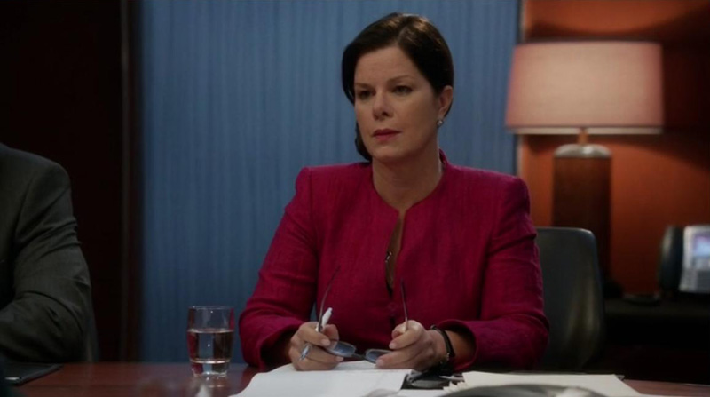 Marcia Gay Harden The Newsroom