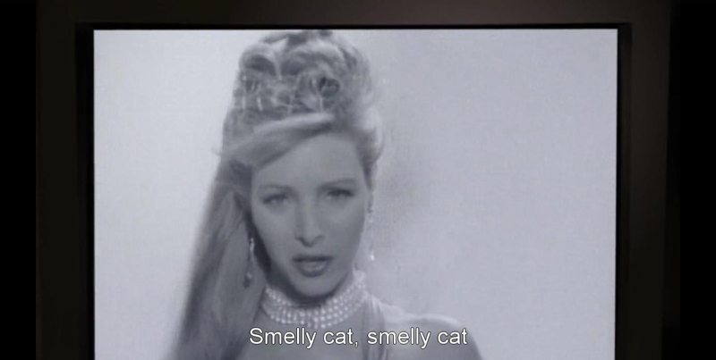 Phoebe Buffay smelly cat