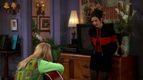 Monica Geller, Season 3 Ep 12