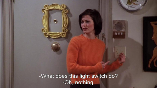 Monica Geller, Season 4 Ep 15