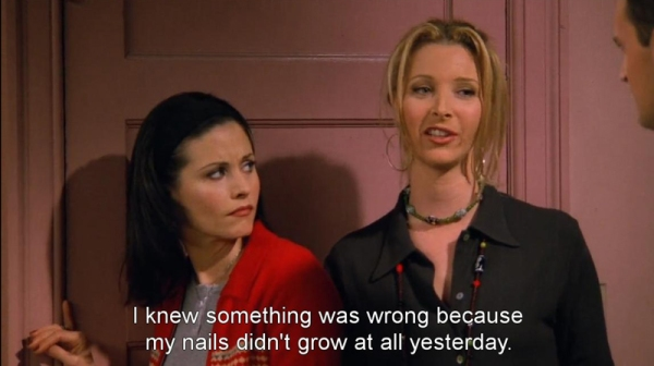 Phoebe BUffay, Season 3 Ep 16