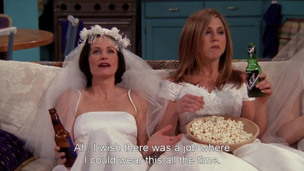 Monica Geller, Season 4 Ep 20