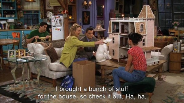 Phoebe Buffay, Season 3 Ep 20