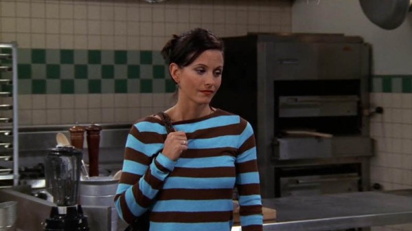 Monica Geller, Season 3 Ep 23