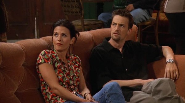 Monica Geller, Season 3 Ep 22