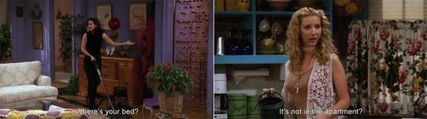 Phoebe Buffay Season 3 Ep 4