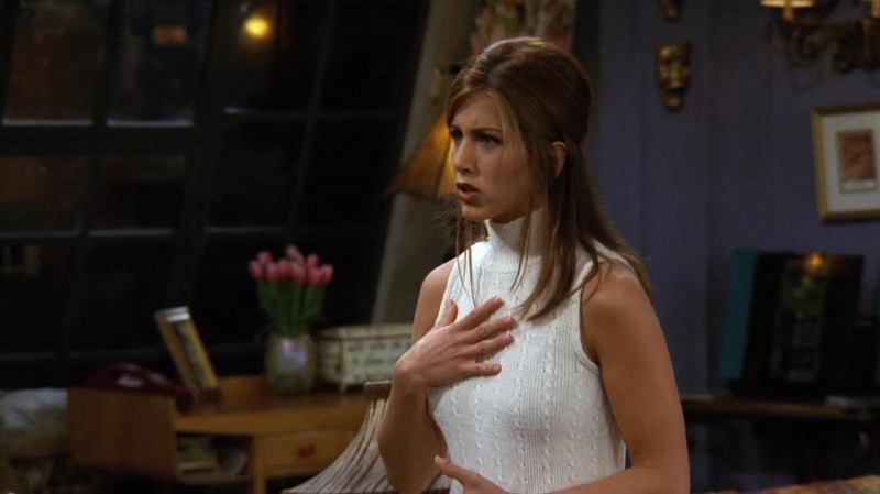 Rachel Green estilo Friends