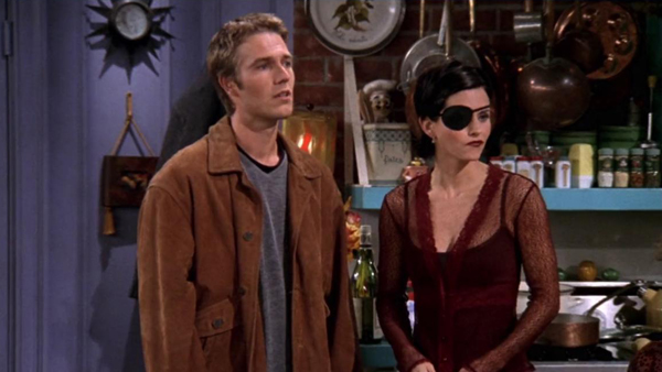 Monica Geller, Season 4 Ep8
