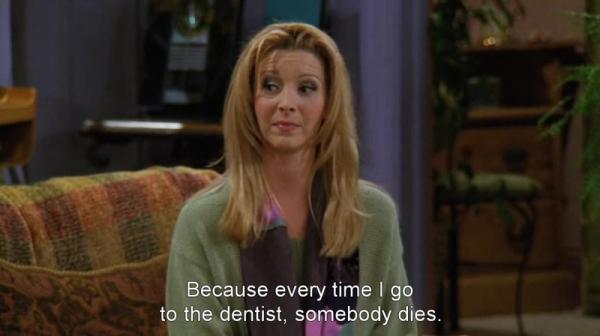 Phoebe Buffay, Season 3 Ep 8