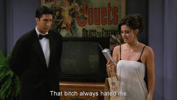 Monica Geller, Season 3