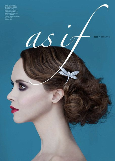 Christina Ricci As If Magazine #3