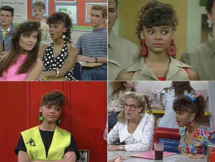 Lisa pendientes