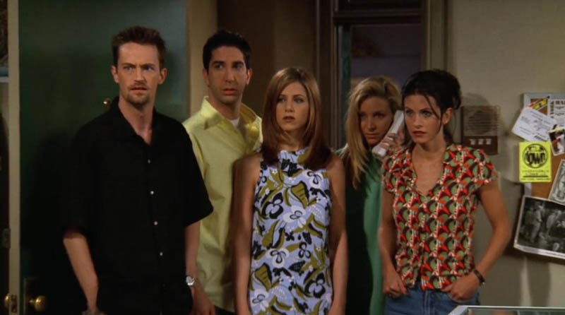estilo Rachel Green Friends