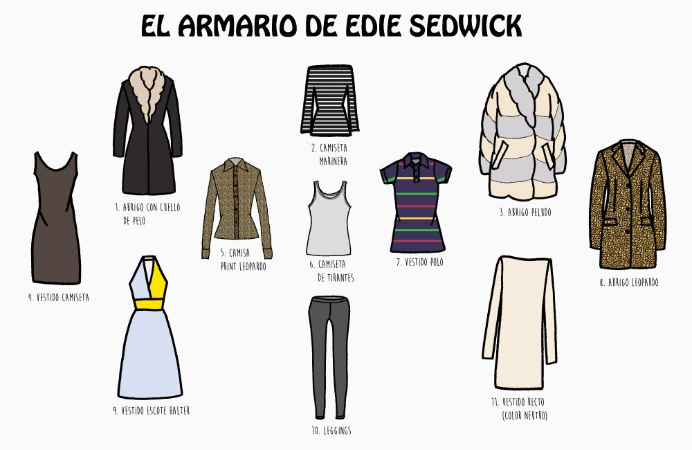 EL ARMARIO DE EDIE SEDWICK copia