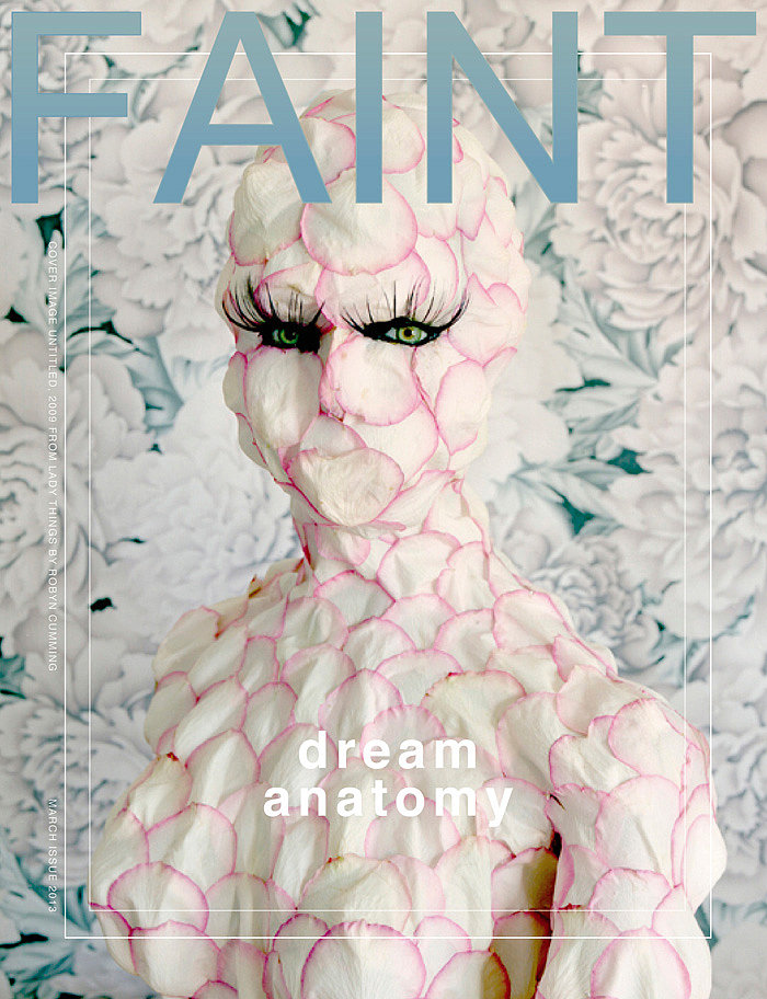 Faint Magazine March 2013