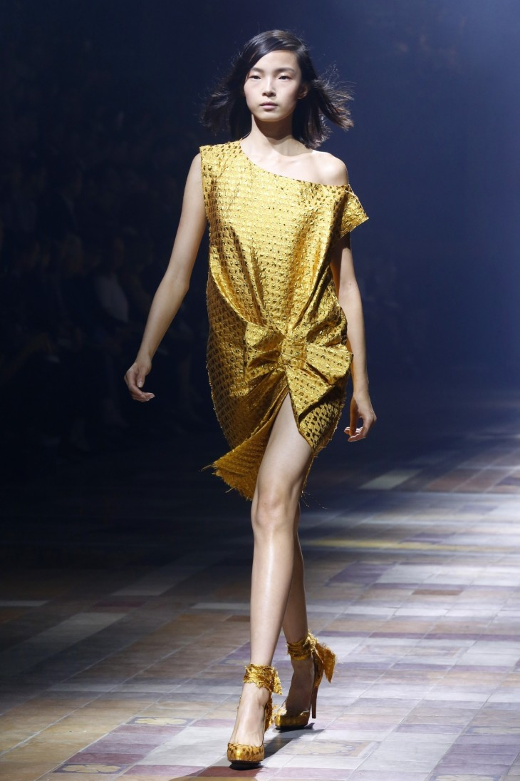 APphoto_Paris Fashion Lanvin