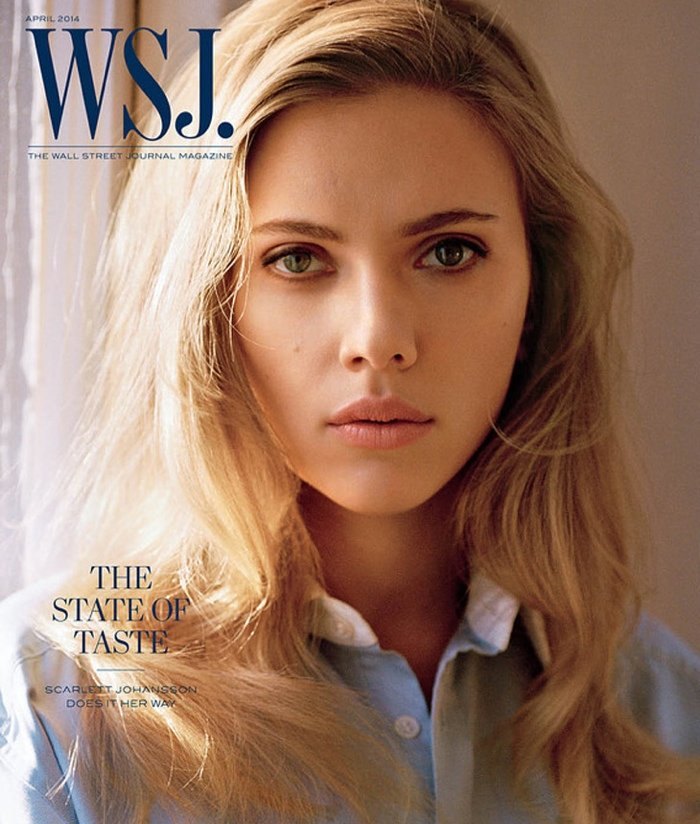 The Wall Street Journal Magazine Abril 2014
