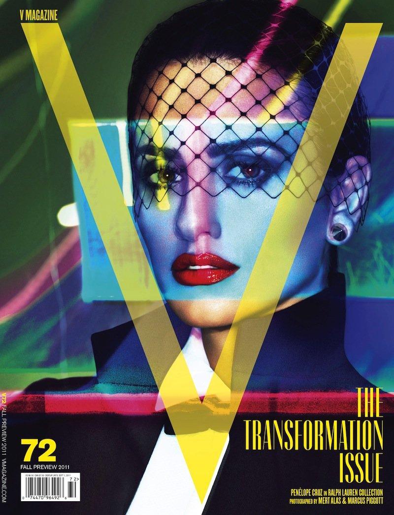 V Magazine 2011 MertMarcus