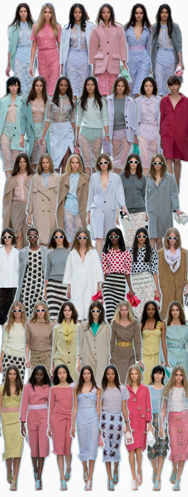 Burberry Prorsum Spring 2014 copia