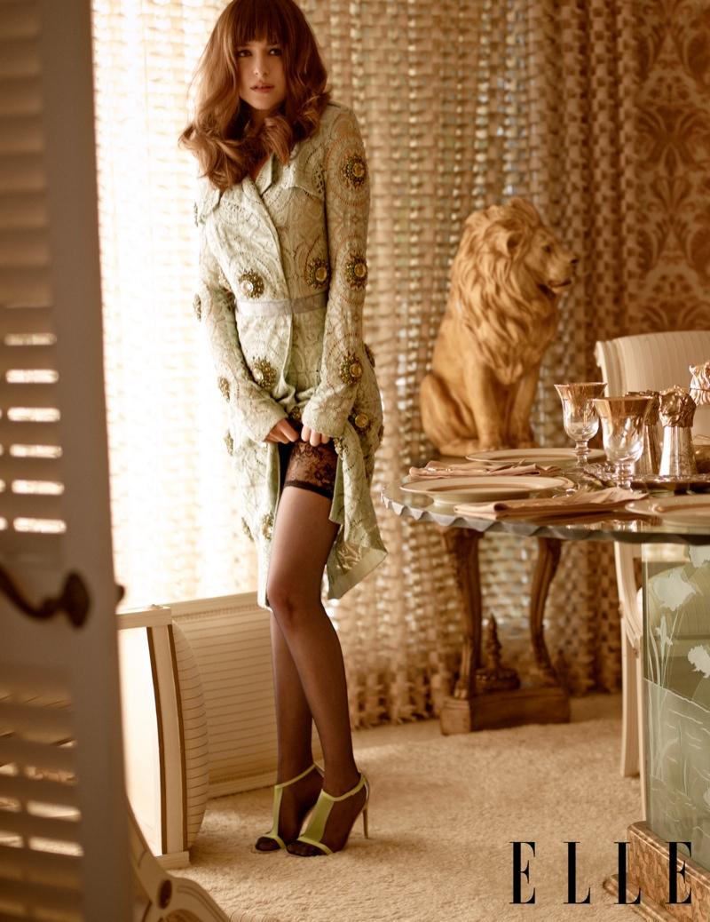 Dakota Johnson por Carter Smith