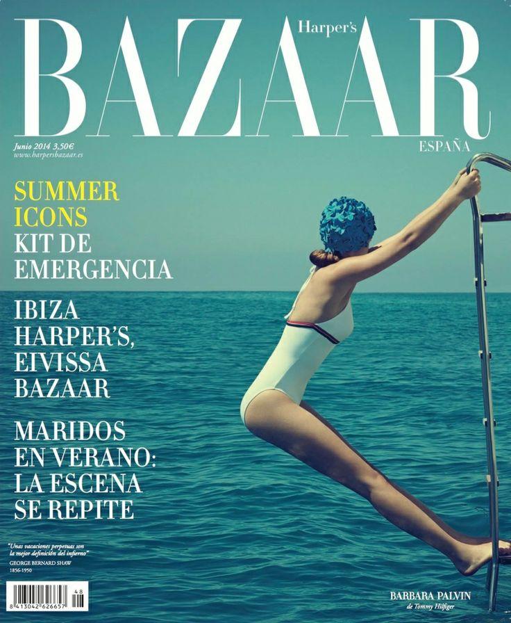 Harpers Bazaar Spain June 2014