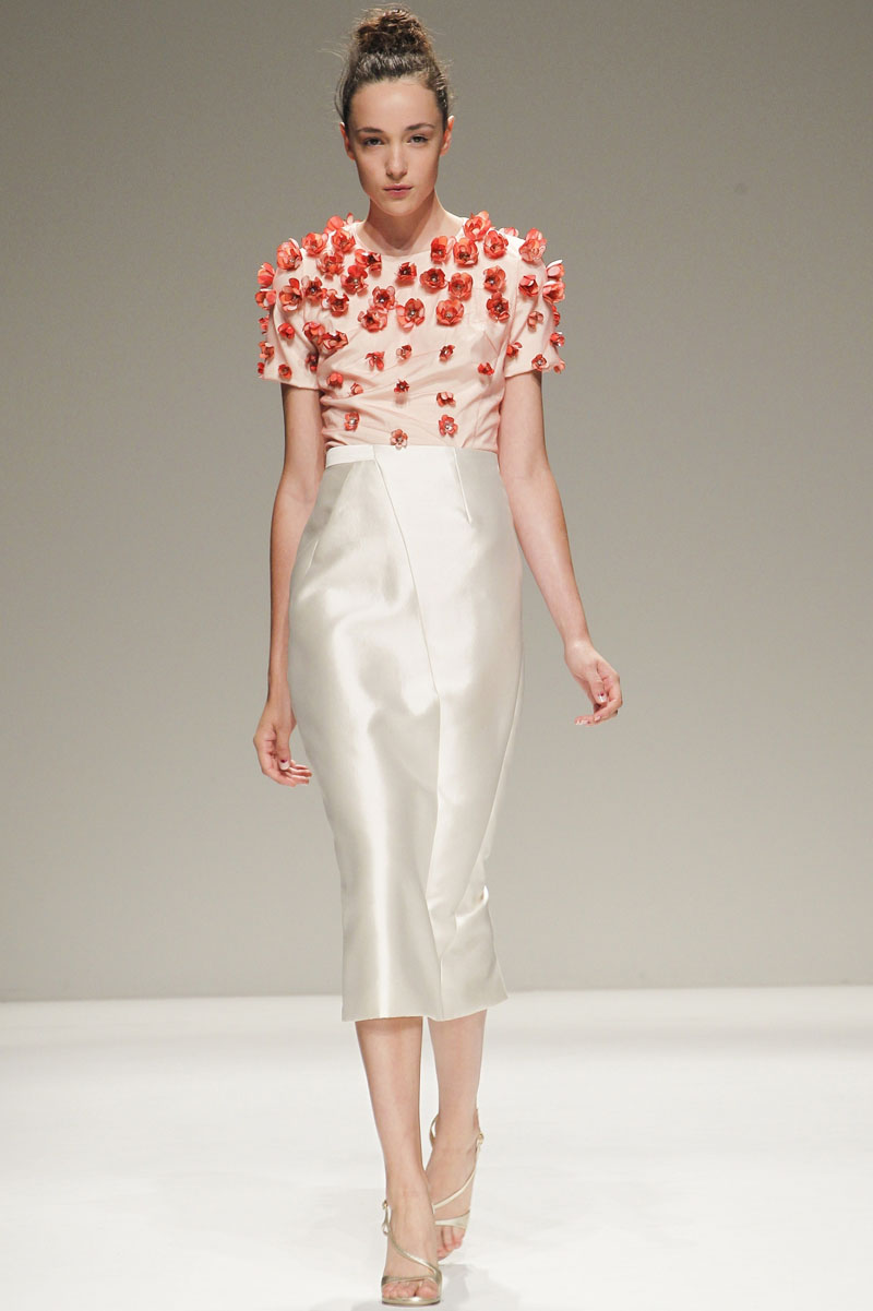 Bibhu Mohapatra (Spring-Summer 2014) R-T-W collection at New Yor