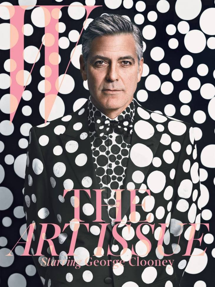 George Clooney by Emma Summerton