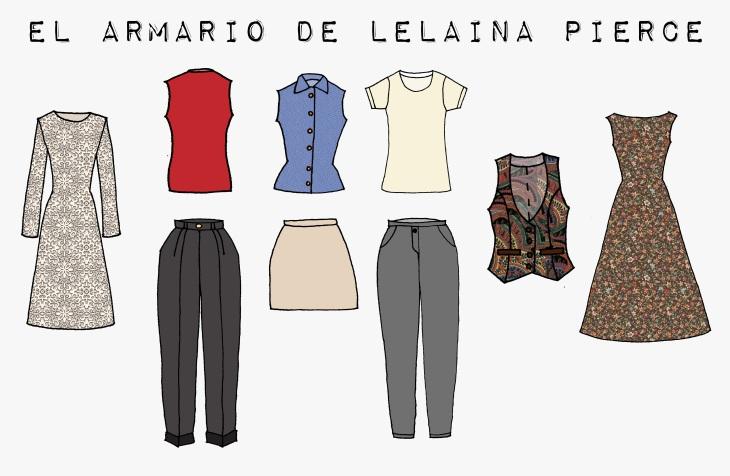 El armario de Lelaina Pierce
