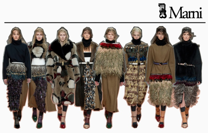 Marni collage