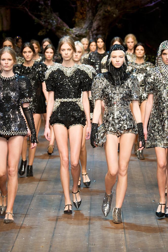 Dolce+Gabbana Fall 2014-2