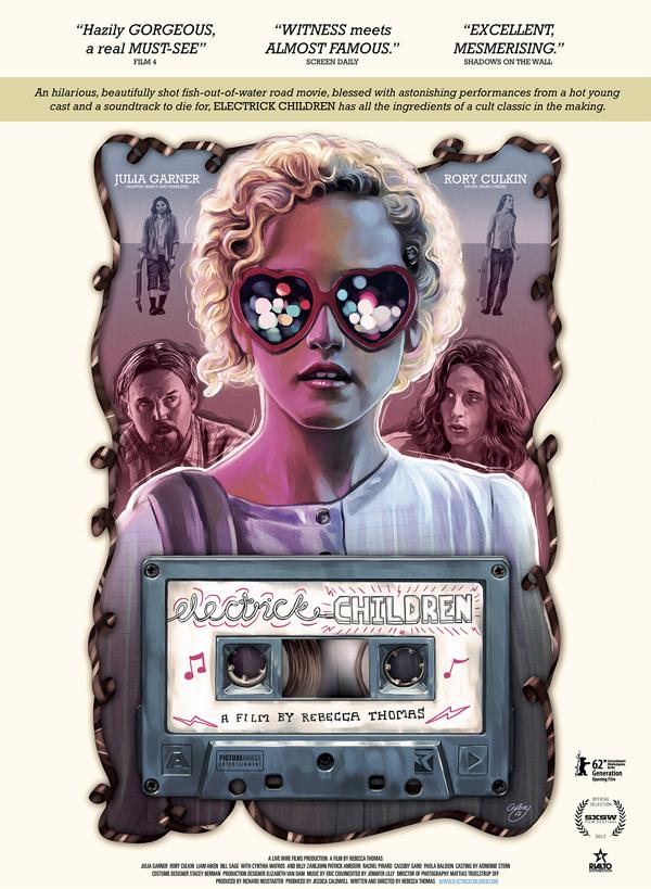 Electrick Children Poster.indd