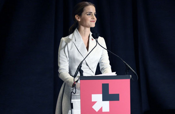 Emma Watson discurso