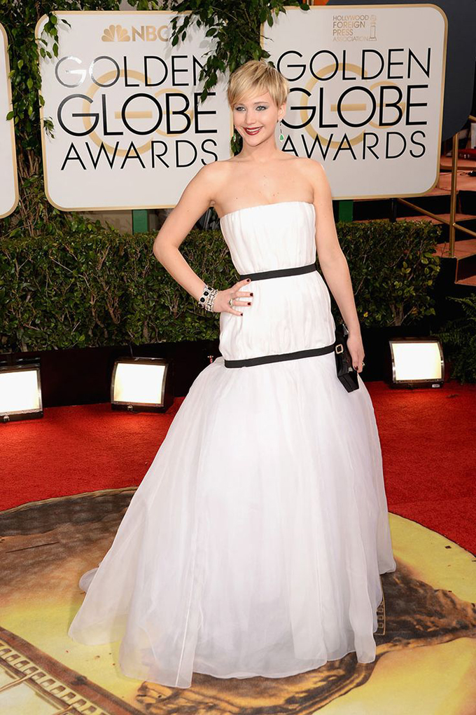 Jennifer Lawrence Golden Globes3