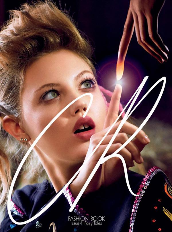Lindsey Wixson by Sebastian Faena CR Fashion Book #4