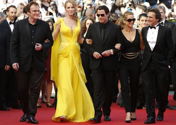 pulp fiction vuelve a Cannes, 2014