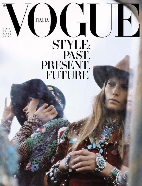 Vogue Italia Dic 2014