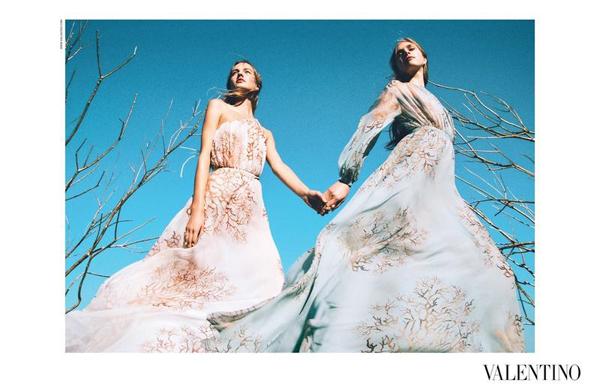 Valentino Spring 2015 Campaign