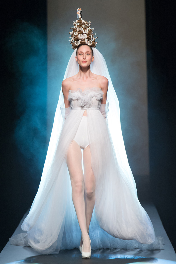 Jean Paul Gaultier Spring 2015 Couture