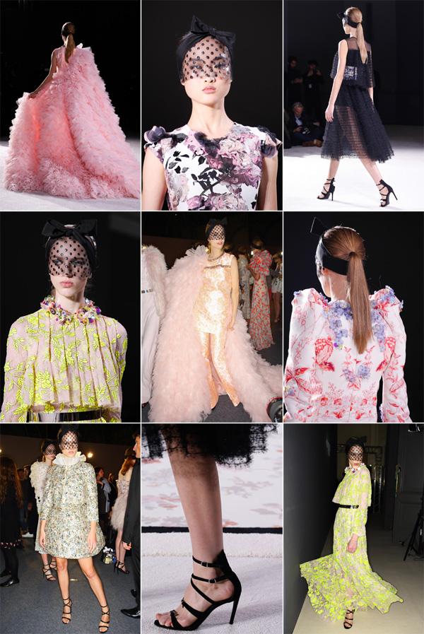 Giambattista Valli Haute Couture Spring 2015 Details