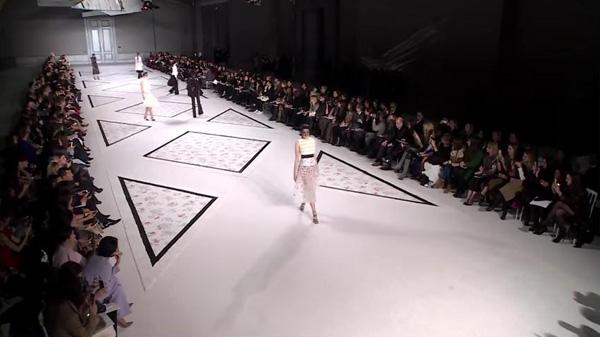 Giambattista Valli Haute Couture 2015 Runway show