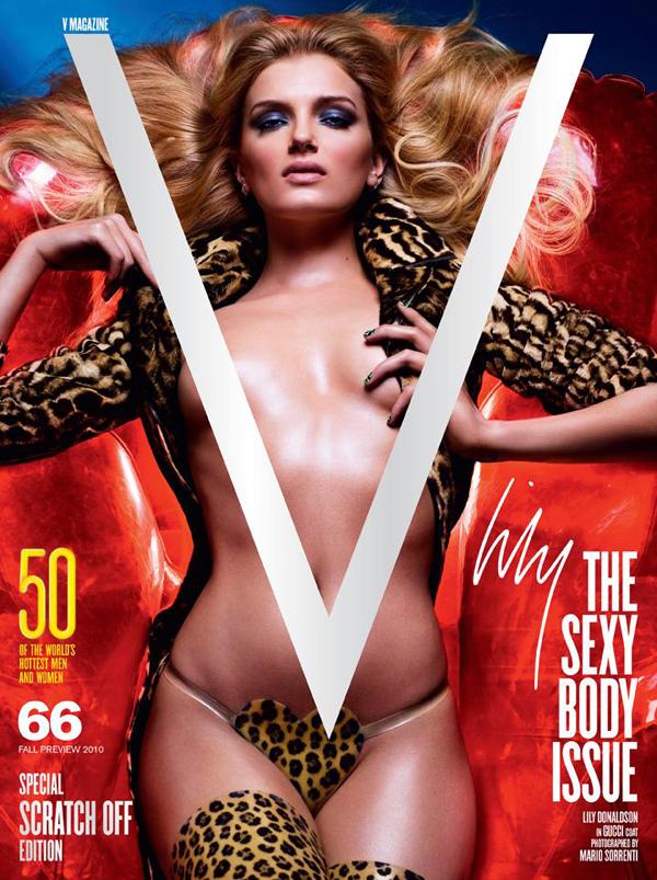V Magazine July 2010