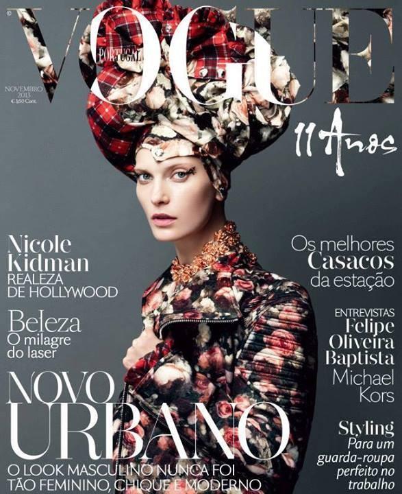 Vogue Portugal Nov 2013 por Chad Pitman