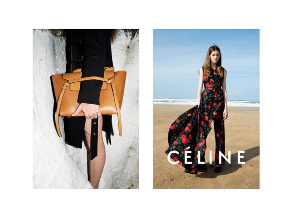 Céline Summer 2015 Campaign