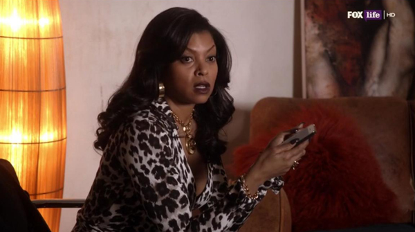 Cookie Lyon's style