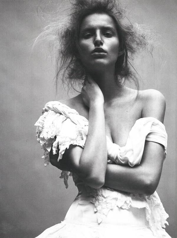 'Age of innocence' por Jan Welters para Elle UK Marzo 2009