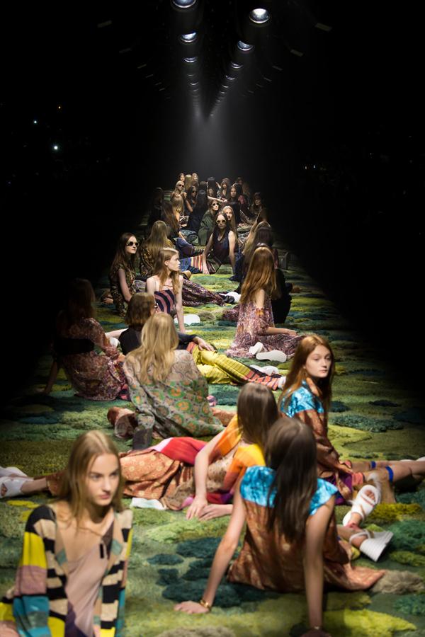 Dries Van Noten Spring 2015 Show