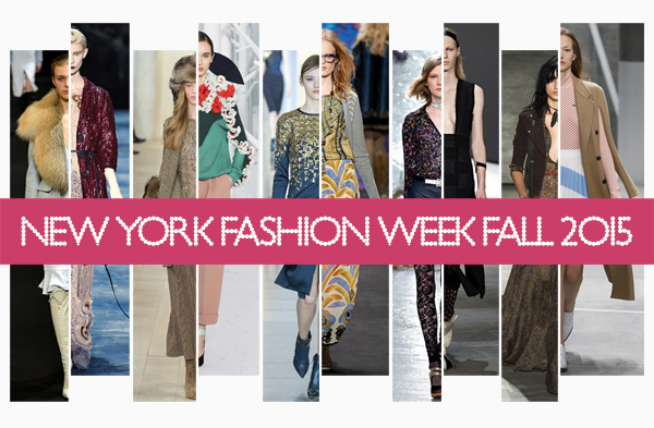 New York Fashion Week Fall 2015 mamaisproud
