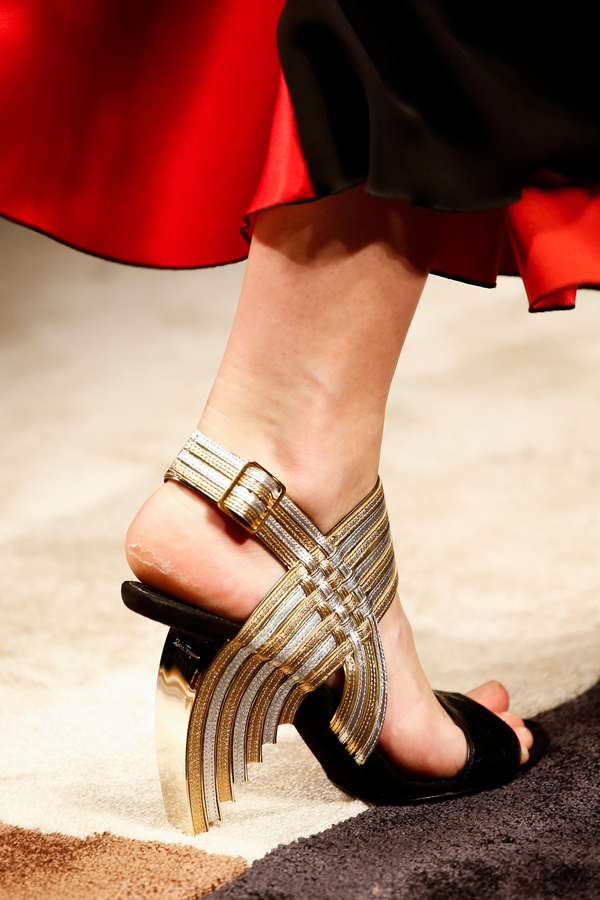 Salvatore Ferragamo Fall 2015